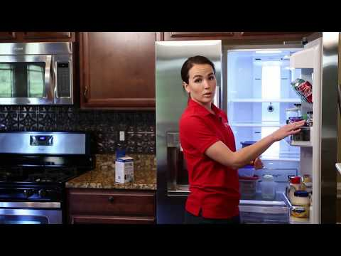 How To: Replace the Water Filter in your Samsung Door Refrigerator (Filter Model NP-DA2903)