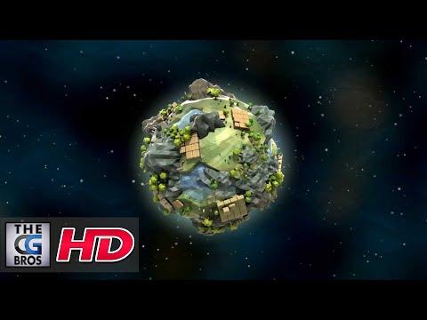 CGI Procedural Animated Short :