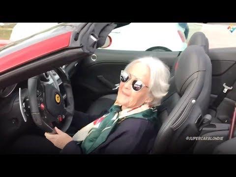 Ferrari Grandma