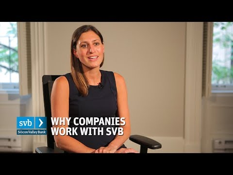 Why companies work with SVB