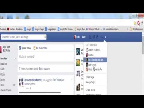 The New Facebook Layout 2014