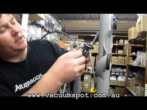 Dyson DC04 Bagless Vacuum Cleaner Power Cord Repair - A Simple Step by Step Guide