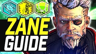 Borderlands 3   ZANE Guide For Beginners -  Playstyles, Talents, Abilities, Builds & More