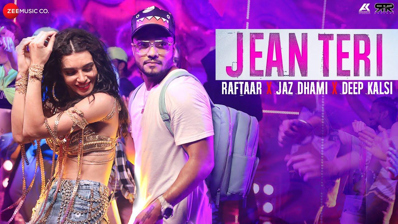 Download Raftaar - Jean teri fit kudiye | Scarlet ,  Jaz Dhami , Deep Kalsi | Hot Dance | Zero to Infinity MP3 Gratis