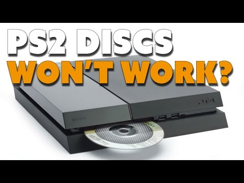 PS2 Discs Won't Work with Emulation? - The Know