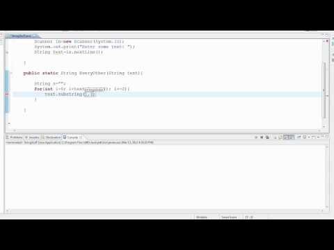 Concatenating Strings in Java