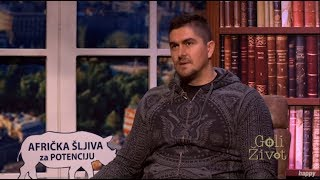 Goli Zivot - Darko Milicic - (TV Happy 21.03.2019)