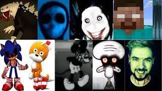 Defeats Of My Favorite Creepypasta Villains