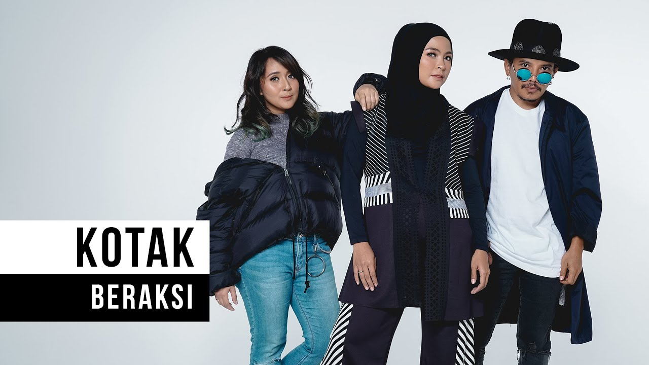 Download Kotak - Beraksi MP3 Gratis