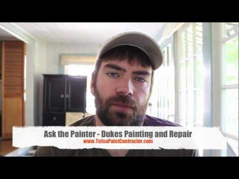Ask the Painter - How to Choose the right roller for your painting project