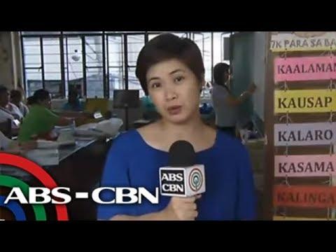 #Halalan2018: 4 Mandaluyong voters claim receiving money inside envelope during barangay polls