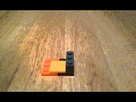 How To Make A Mini Lego Safe/Compartment