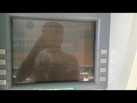 How to Check Balance and Withdraw your Paymaya Card in any Landbank ATM?