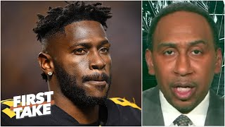 Stephen A. reacts to Bruce Arians saying Antonio Brown isn't a fit for the Bucs | First Take
