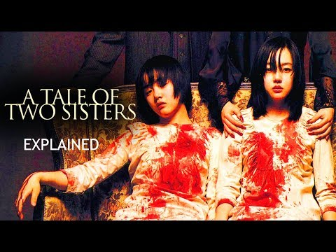A Tale Of Two Sisters (2003)   Movie Explained In Hindi