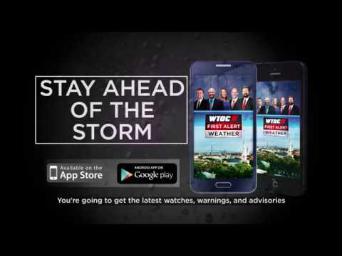 WTOC APP Severe Weather alerts