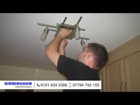 Birmingham Electricians & Electrical - Call Us Today 0121 624 2306