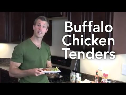 How to Make Buffalo Chicken Tenders