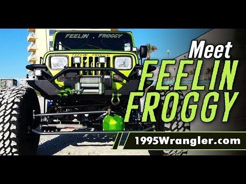 Meet FEELIN FROGGY and Michael from YJ Fanatics