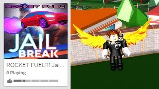 PLAYING MODDED ROBLOX JAILBREAK MAPS!