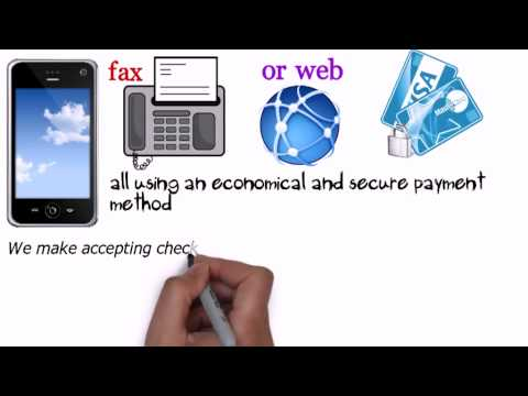 Accept Check By Phone - Fax - the best way to get inexpensive price for check by phone, fax