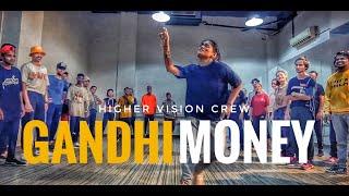 Gandhi Money - Divine | Harshita Gautam Choreography | Crew Vaar