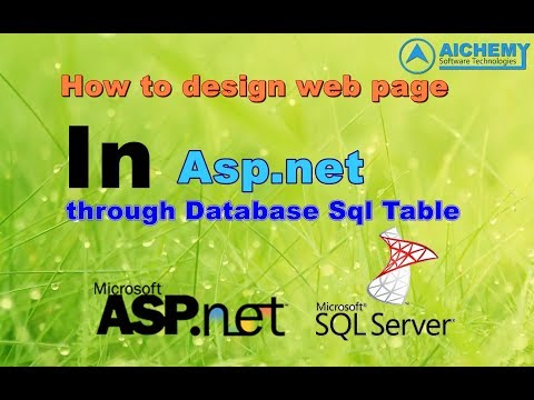 how to design web pages according to database by ajit kumar singh