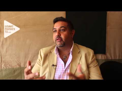 The Scoop: Talk show host Salim Amin gets famous Africans to reveal themselves