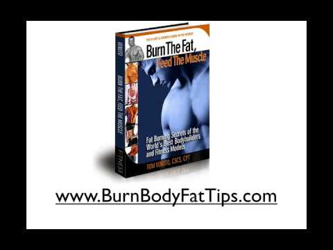 Burn Body Fat like Oprah- Feed Muscle - Weight Loosing Techniques - how to burn fat effectively