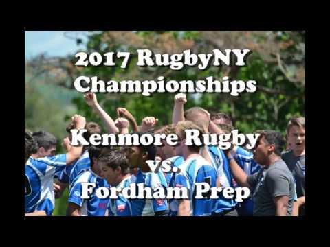 6/3/17 - Kenmore Rugby Club vs. Fordham Prep