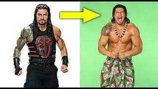 10 Cancelled Gimmicks of WWE Wrestlers