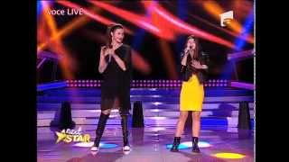 "Daniela Negoita feat. Alina Eremia - Eminem si Rihanna - ""Love The Way You Lie"""