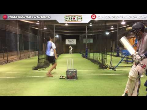 Sydney Cricket Academy Episode 2
