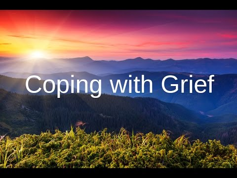 Coping with Grief: Guided Spoken Meditation for healing after a loss of a loved one