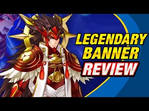 Fire Emblem Heroes - Ryoma's Legendary Banner Review