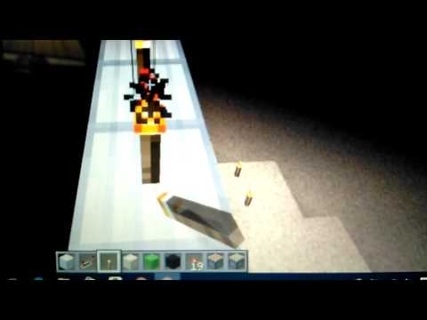 How to make a redstone printer in minecraft