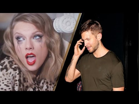 Taylor Swift Drunk Dialed Calvin Harris Begging for Forgiveness?
