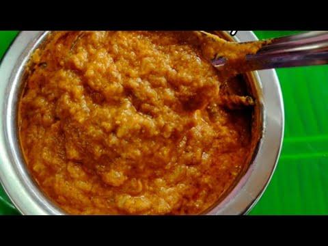 சப்பாத்தி க்கு ஏற்ற குருமா -  kurma in Tamil / குருமா /  Tamilkitchen | Popular food | Famous Street