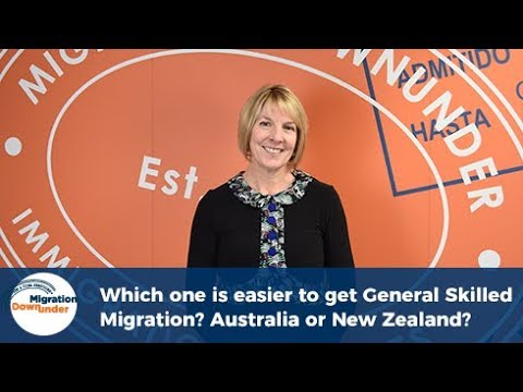 Which one is easier to obtain a GSM Visa? Australia or New Zealand?