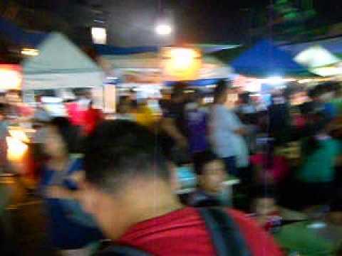 Greenhills Night Market 2012 - Food Trip!
