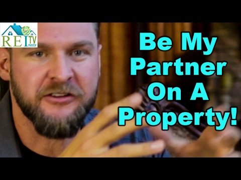 Partner with Kris on a Property without Money
