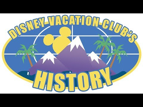 The Disney Vacation Club: A Quick History