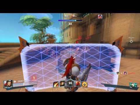 Fernando gameplay/montage/Paladins
