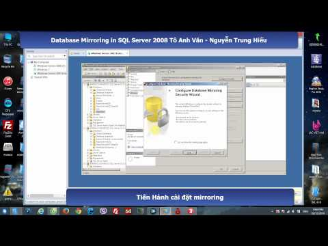 Database Mirroring in SQL Server 2008 Step By Step