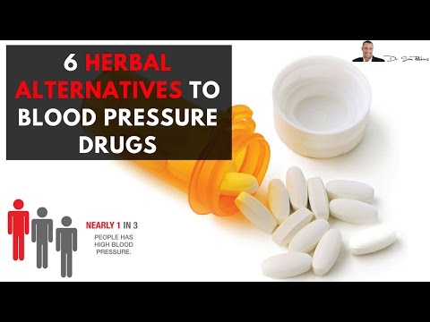 💖 6 Clinically Proven Herbal Alternatives To Blood Pressure Drugs