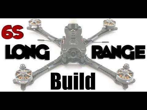 PROton Long Range 6s Build : Part 1