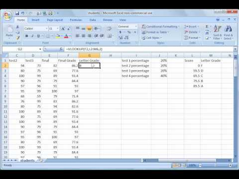 Vba for excel 2007 tutorial-controls.