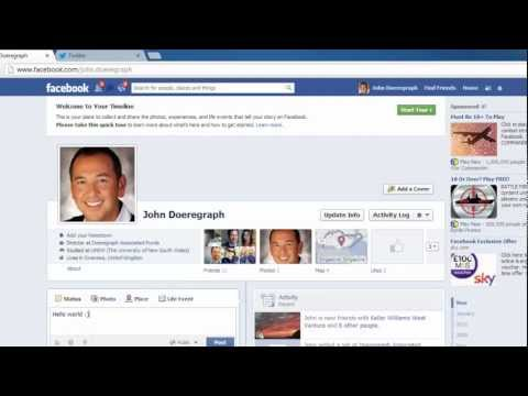 How to Post Facebook Updates on Twitter