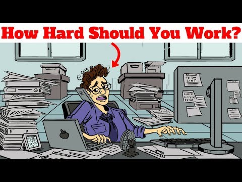 How Hard Do You REALLY Need To Work?