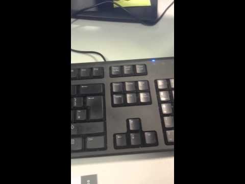 How to turn on/off Num Lock on keyboard